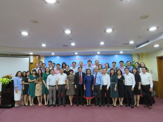Hội thảo và Tập huấn Khoa học Công nghệ năm 2018