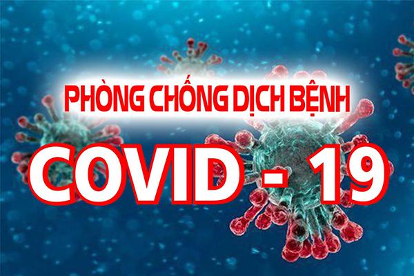 Thông báo số 1 về việc thực hiện công tác phòng, chống dịch COVID-19