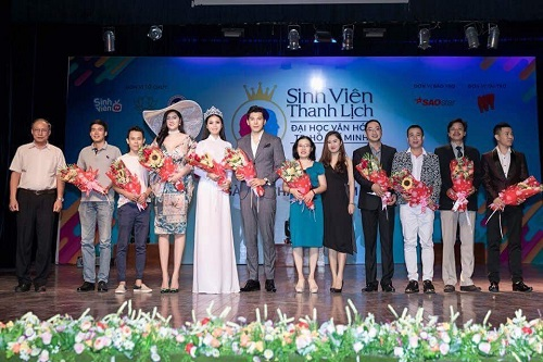 Sinh viên Đại học Văn hóa TP.HCM: Tài - Sắc vẹn toàn