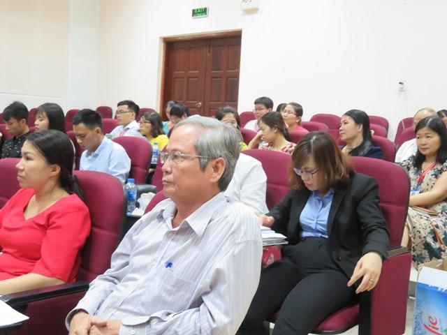 Đảng bộ Trường Đại học Văn hóa TP. Hồ Chí Minh tổ chức Hội nghị sơ kết công tác Đảng giữa nhiệm kỳ 2015 – 2020