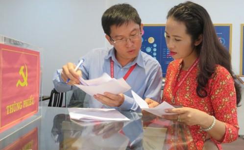 Đại hội các Chi bộ trực thuộc Đảng bộ Trường Đại học Văn hóa TP. Hồ Chí Minh Nhiệm kỳ 2020-2022