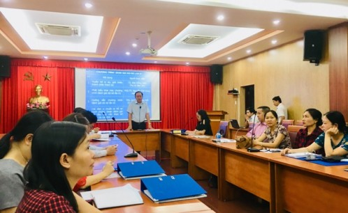 Trường Đại học Văn hóa Thành phố Hồ Chí Minh tích cực thực hiện Nghị quyết của Đảng về đổi mới căn bản, toàn diện giáo dục đào tạo