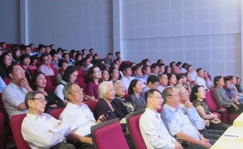Họp mặt kỷ niệm 44 năm thành lập Trường Đại học Văn hóa TP. Hồ Chí Minh (3/1/1976 – 3/1/2020)