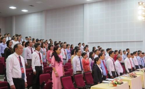 Đại hội đảng viên Đảng bộ Trường Đại học Văn hóa TP. Hồ Chí Minh lần thứ XVI, nhiệm kỳ 2020-2025