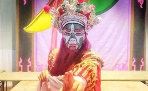 Sinh viên Việt Nam đoạt giải thưởng lớn khu vực châu Á - Thái Bình Dương: Bằng câu chuyện kể về nghệ thuật hát Bội
