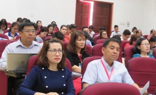 Hội nghị tổng kết công tác xây dựng Đảng năm 2019 và triển khai nhiệm vụ công tác năm 2020
