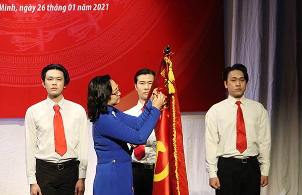 Đảng ủy khối cơ sở Bộ VHTTDL đón nhận  Huân chương Lao động hạng Nhì